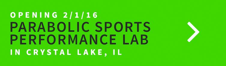 Parabolic Sports Performance Lab