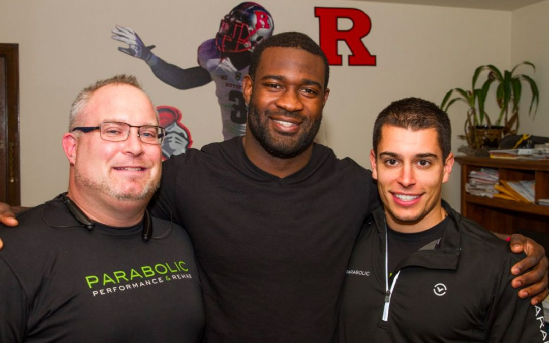 PATH TO THE NFL DRAFT: RUTGERS LINEBACKER STEVE LONGA PROVIDES INSIDE LOOK AT PROCES​S