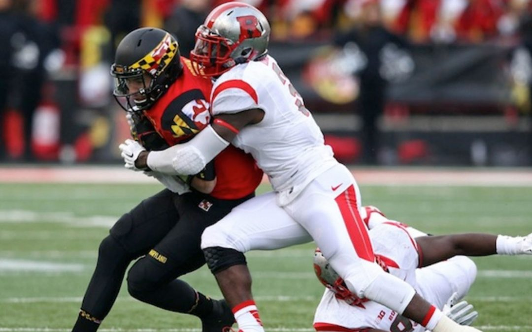 Junior Linebacker Steven Longa Leaving Rutgers for NFL​